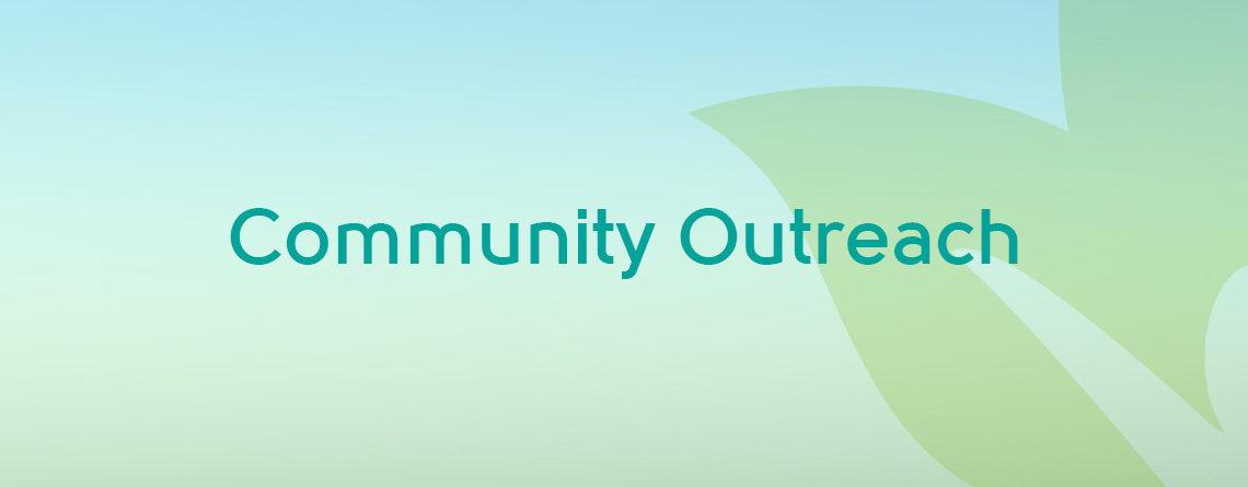 D Community Outreach